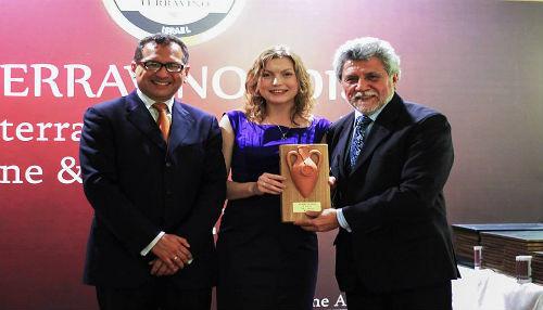 Ministra Silva saluda reconocimiento de Pisco de Destilería Castro SAC como el mejor en Israel