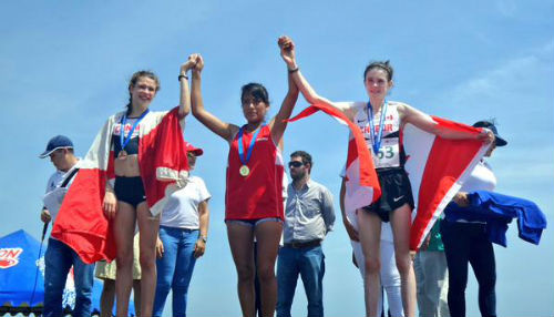 Espectacular actuación del Atletismo Peruano en el Panamericano de Cross Country
