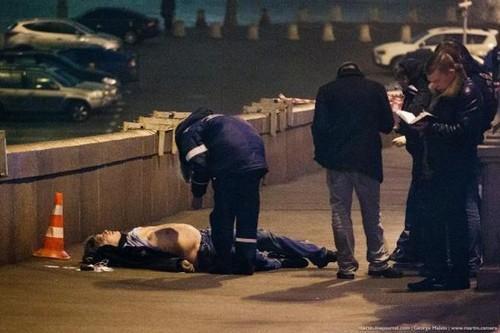 [Rusia] Asesinato en Moscú