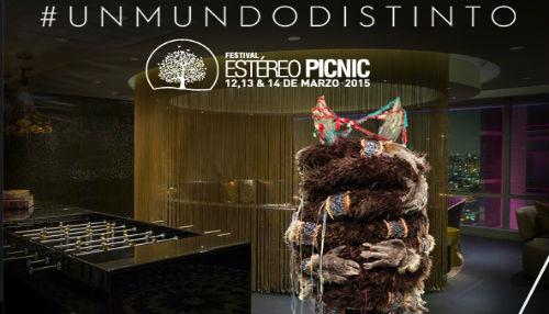 Más de 60 bandas participan en la sexta versión del Festival Estéreo Picnic