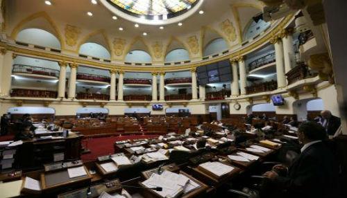 Pleno aprueba informes sobre BTR y Colegios Emblemáticos