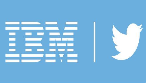 IBM y Twitter anuncian primeros resultados de su alianza