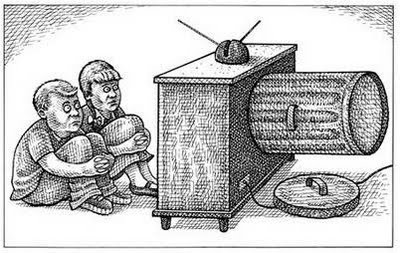 La TV basura perturba al bebe antes de nacer