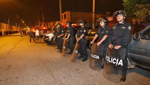 Destacarán 600 Policías de manera permanente para reforzar seguridad en el Callao