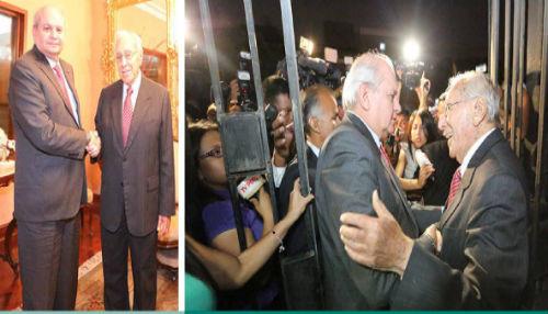Pedro Cateriano inició ronda de diálogos con líderes políticos