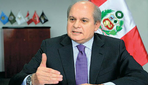 Pedro Cateriano: Reunión con Alan García será este viernes 10
