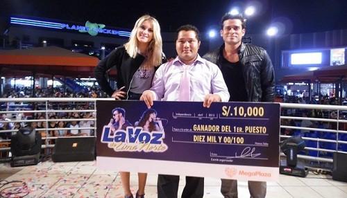 Lima Norte ya tiene su voz más prodigiosa