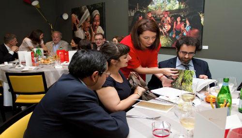 Ministra Magali Silva anuncia programa de actividades que mostrará en Milán el legado cultural peruano