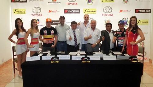Todo listo para el Rally II Premio Gobierno Regional de Lima