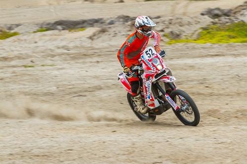 Dakar confirma participación de miembros del Socopur Racing Team