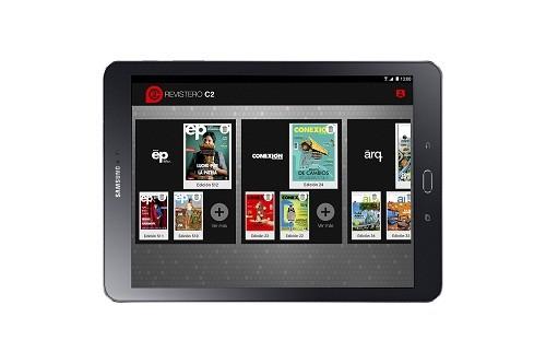 Samsung regala suscripción por un año a revistas digitales a través de la aplicación Revistero C2