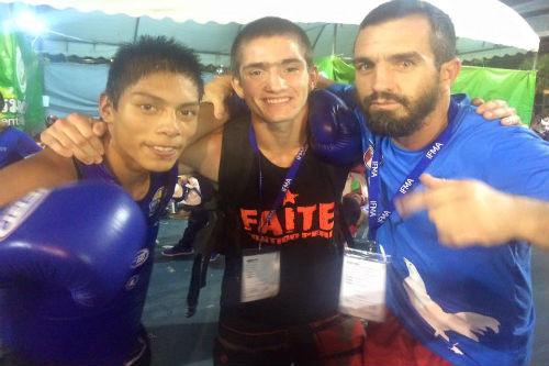 Perú avanza en Mundial de Muay Thai Ifma 2015 en Tailandia