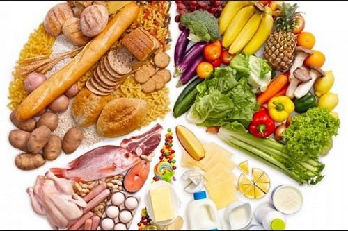 Recomendaciones de nutrición para los custodios del orden