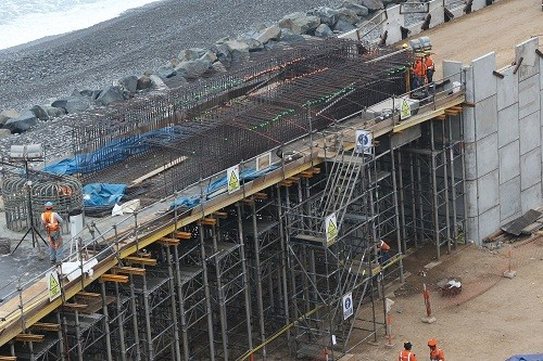 Vía Costa Verde Callao unirá Chorrillos y La Punta en 25 minutos