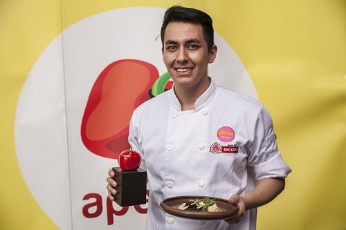 Mistura 2015: Chef arequipeño gana concurso Joven Cocinero