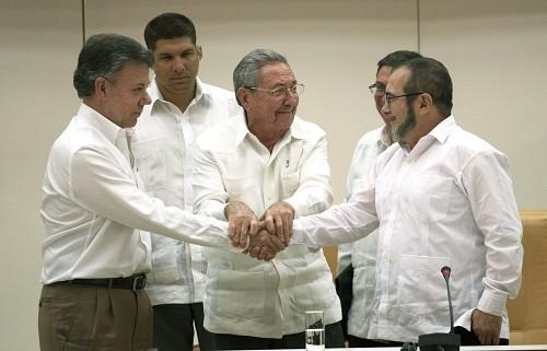 Santos: El Acuerdo Final con las Farc será firmado a más tardar dentro de seis meses