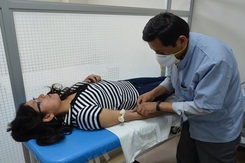 Por la Semana del Donante de Órganos y Tejidos: realizan campaña de donación de sangre
