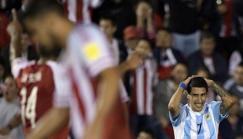 Eliminatorias Rusia 2018: Argentina empató con Paraguay 0-0