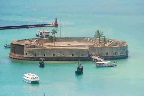 Fuertes militares se transforman en atracciones turísticas en Brasil