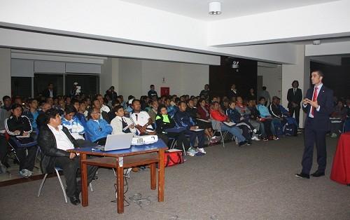 UNITED Marketing Deportivo, IPD y FUNIBER organizan Seminario Internacional