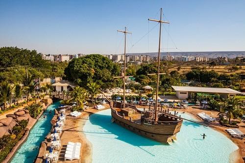 Descubre los más destacados destinos de aguas termales en Brasil