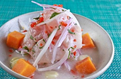Se realizó semana gastronómica peruana en Estambul