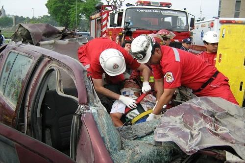 Accidentes de tránsito causaron 37% más muertes que la inseguridad ciudadana