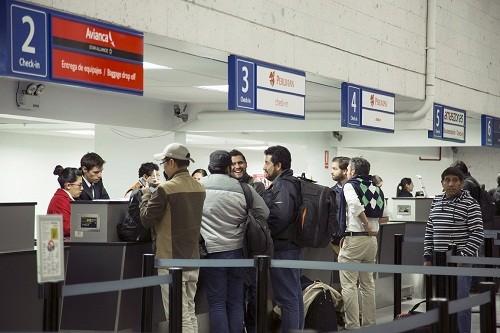Usuarios de los aeropuertos operados por AAP incrementan sus niveles de satisfacción