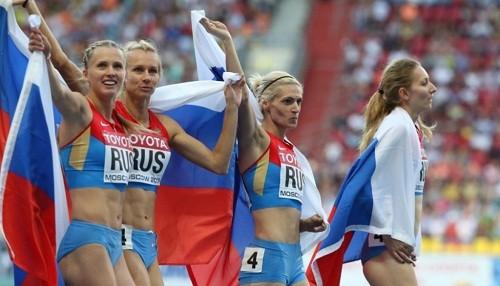 Piden suspender a Rusia de competencias internacionales de atletismo