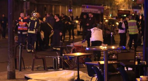 Atentados en París: Más de cuarenta muertos y decenas de heridos