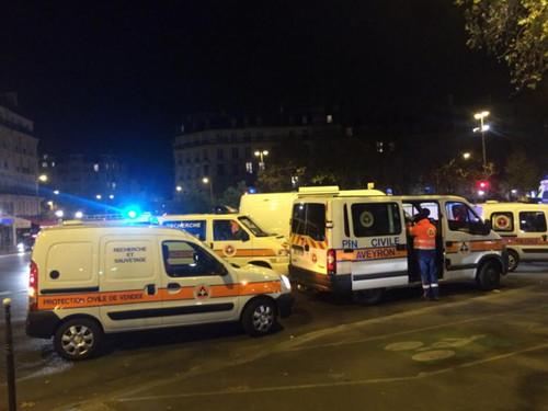 Atentados en París: el número de víctimas se eleva a 112, dantesco