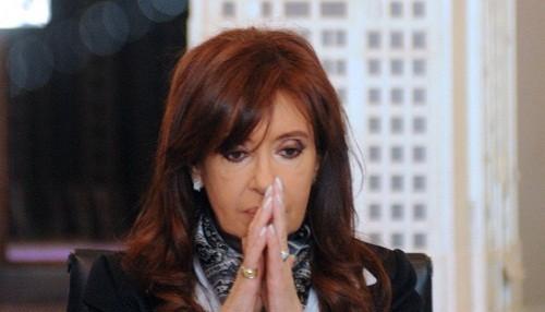 Cristina Fernández expresó su solidaridad con el pueblo y el gobierno de Francia