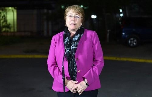Presidenta Bachelet condena ataques ocurridos en Francia