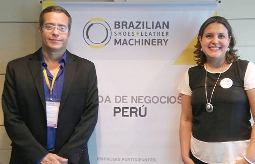 Perú y Brasil juntos para mejorar la industria del calzado