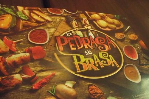 """Llegaron """"Los Pedrasa a la Brasa"""", con todo su sabor"""