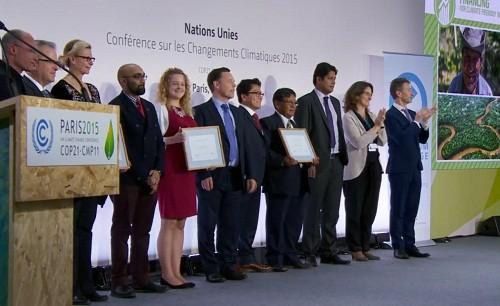 Naciones Unidas premia al Perú por conservación con proyecto REDD+