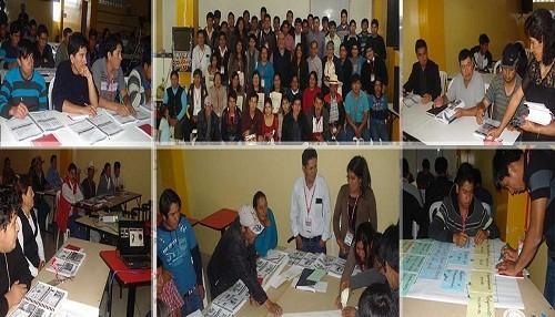 Líderes comunales de Cajamarca y Chiclayo se capacitan sobre minería y desarrollo sostenible
