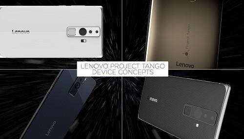 Lenovo y Google se asocian en un nuevo dispositivo con Proyecto Tango
