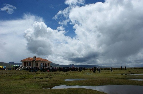 """Nuevo Ecoparque """"Cazapato"""" abre sus puertas en la Reserva Nacional de Junín"""