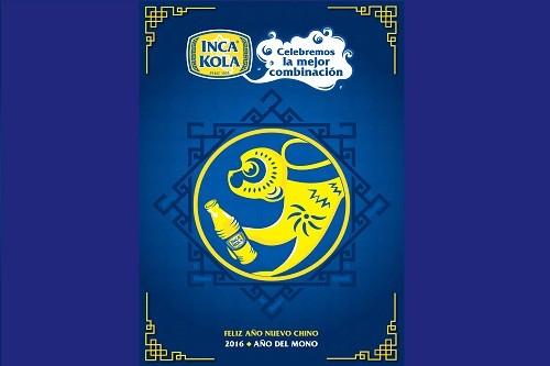 Inca Kola celebró el Año Nuevo Chino