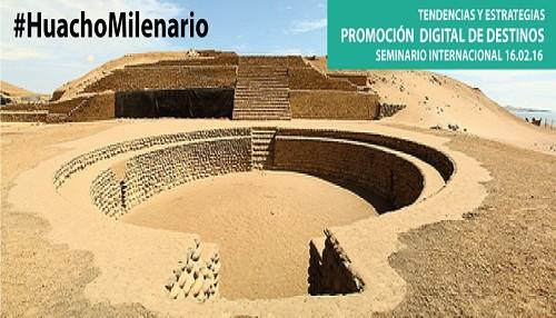 """Huacho será promocionado por travel bloggers internacionales con la campaña """"Huacho, tierra mística y milenaria"""""""