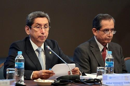 Ministro de Salud del Perú insta a países del APEC promover mecanismos de vigilancia epidemiológica regional ante el zika