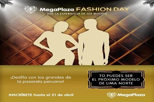 """MegaPlaza lanza convocatoria para ser """"Modelo por un Día"""" en espectacular desfile de temporada"""