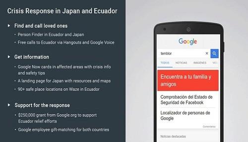 Ayudando a las personas a mantenerse informadas y conectadas en Japón y Ecuador