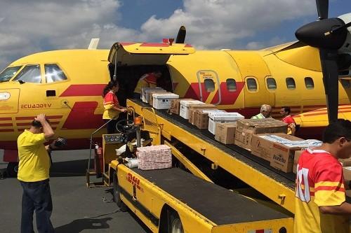 DHL activa equipo de respuesta de desastres y transporta medicinas a las zonas afectadas