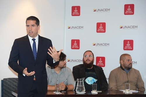 """UNACEM pone a disposición """"SEÑAL DE VIDA"""", aplicación móvil que ayudará a ubicar personas en tiempo real tras un sismo"""