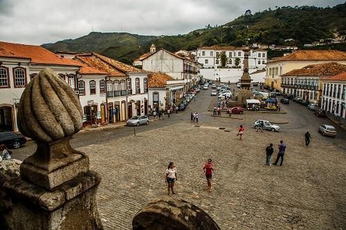 Gira brasilera: la antorcha olímpica continúa su recorrido por las principales ciudades del sudeste de Brasil