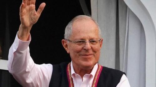ONPE: faltando 7 actas por procesar, Pedro Pablo Kuczynski es el virtual presidente electo