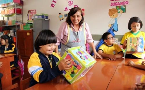 Minedu reconocerá a escuelas inclusivas de todas las regiones del país