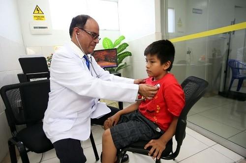 Solidaridad Salud brindará atención neumológica gratuita para niños y adolescentes